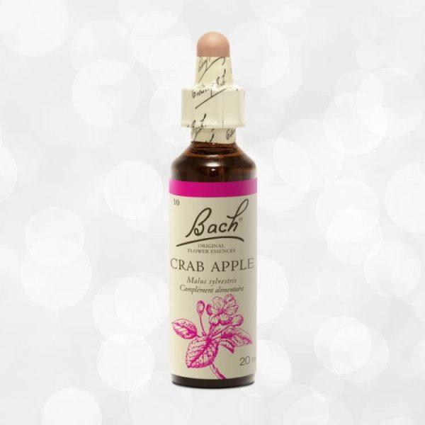 Fleur de Bach Original Crab Apple Pommier Sauvage